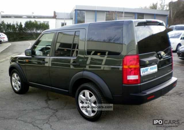 Land Rover Discovery 2.7 2004 photo - 2