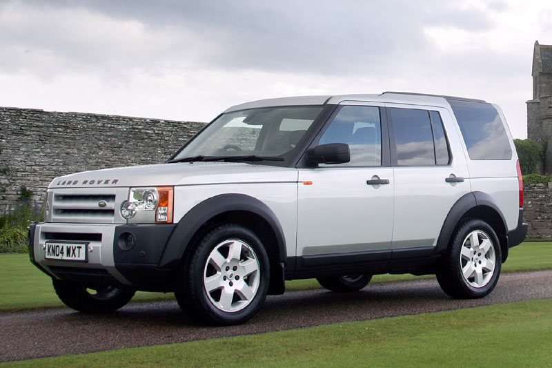 Land Rover Discovery 2.7 2004 photo - 3