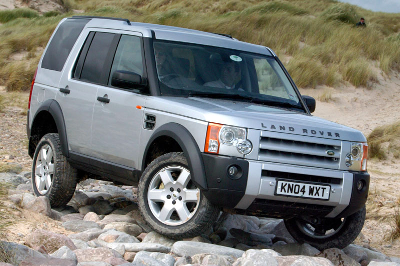 Land Rover Discovery 2.7 2004 photo - 4