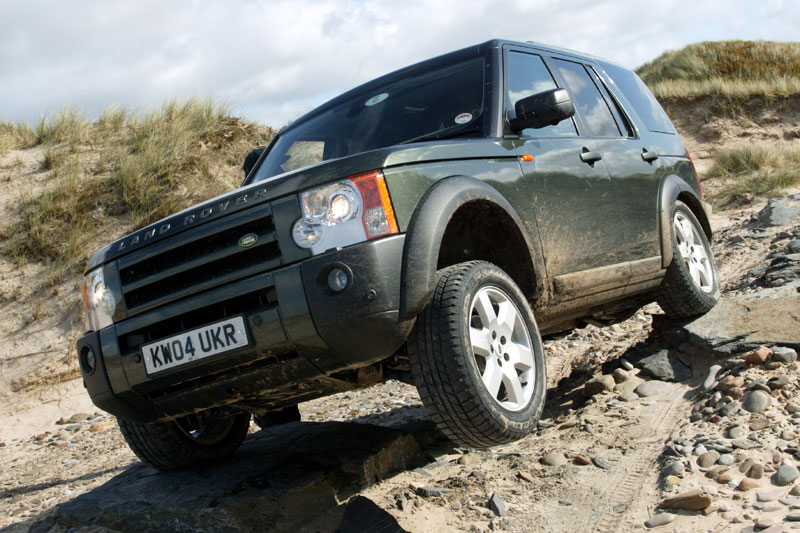 Land Rover Discovery 2.7 2004 photo - 5