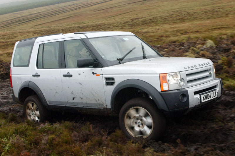 Land Rover Discovery 2.7 2004 photo - 6
