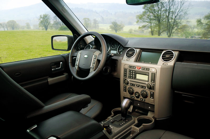 Land Rover Discovery 2.7 2004 photo - 8