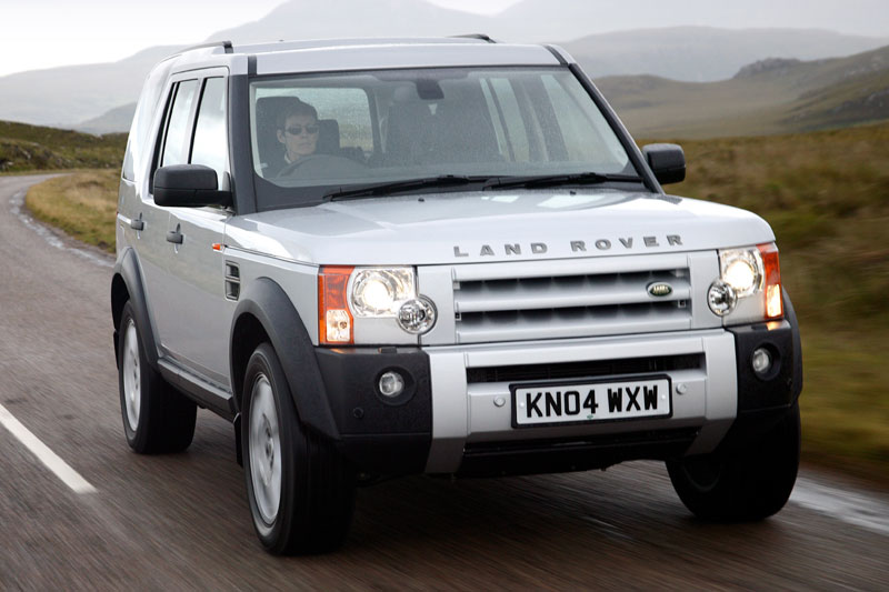 Land Rover Discovery 2.7 2004 photo - 9