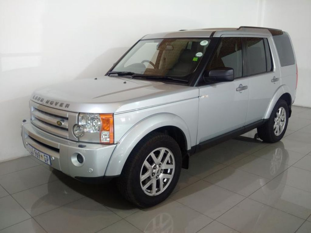 Land Rover Discovery 2.7 2009 photo - 10
