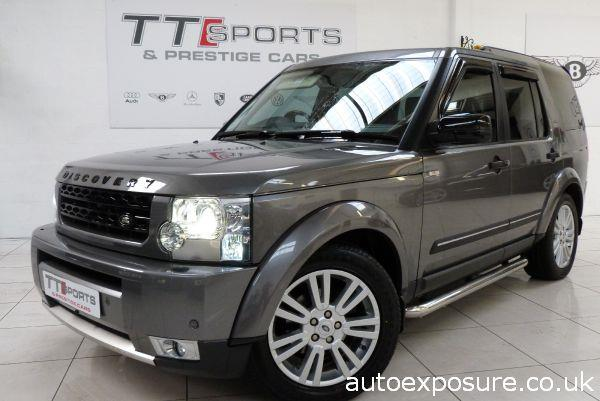 Land Rover Discovery 2.7 2009 photo - 3
