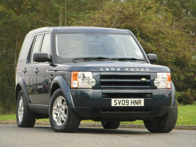 Land Rover Discovery 2.7 2009 photo - 4