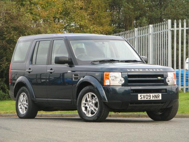Land Rover Discovery 2.7 2009 photo - 5