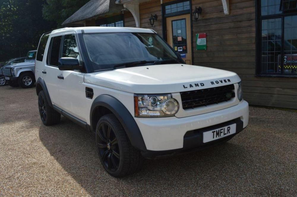 Land Rover Discovery 2.7 2009 photo - 7