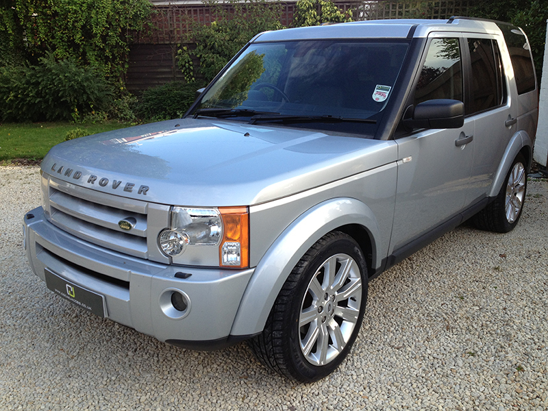 Land Rover Discovery 2.7 2009 photo - 9