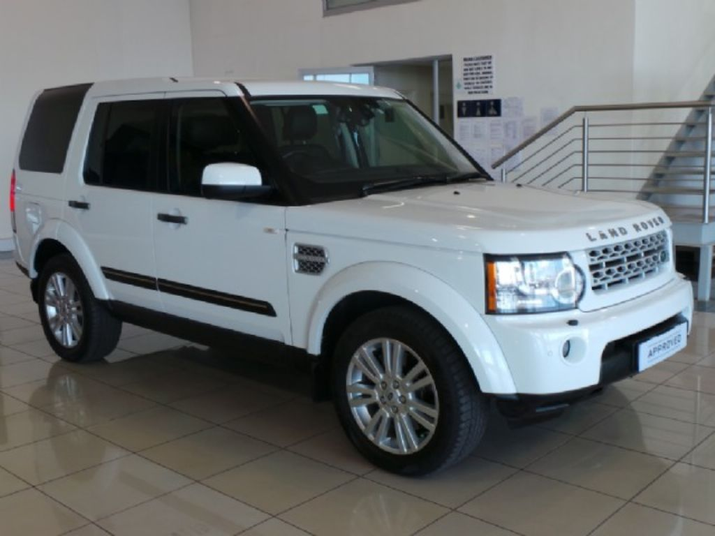Land Rover Discovery 3.0 2012 photo - 12