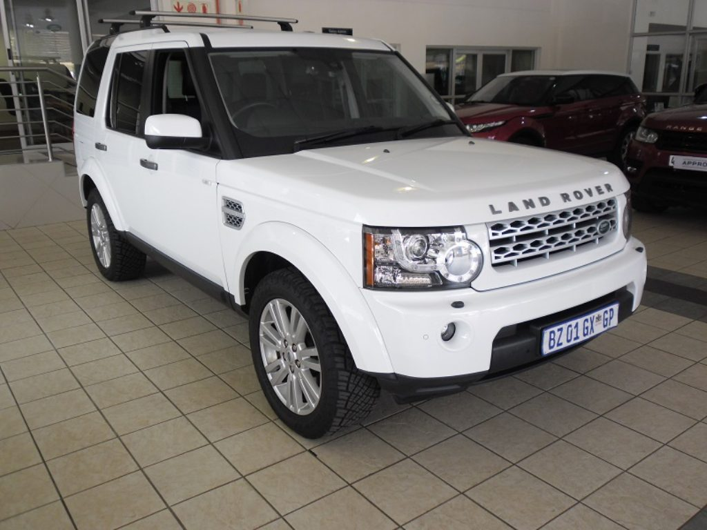 Land Rover Discovery 3.0 2012 photo - 2