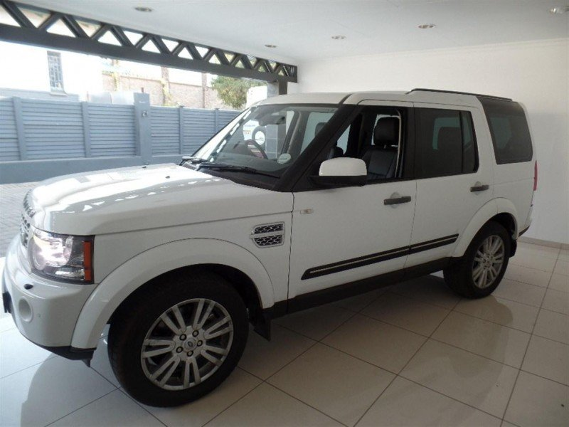 Land Rover Discovery 3.0 2012 photo - 3
