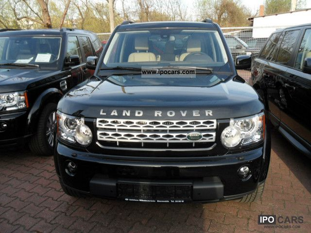 Land Rover Discovery 3.0 2012 photo - 4
