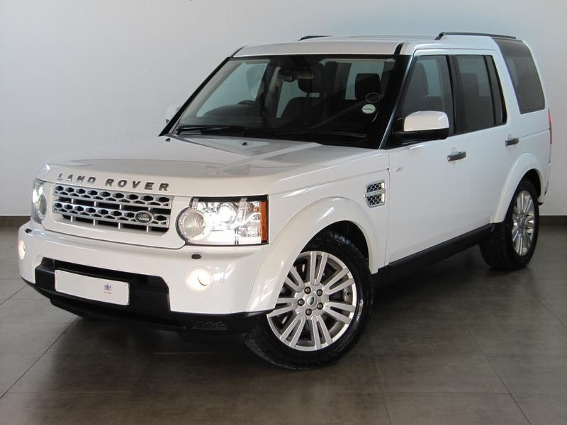 Land Rover Discovery 3.0 2012 photo - 5