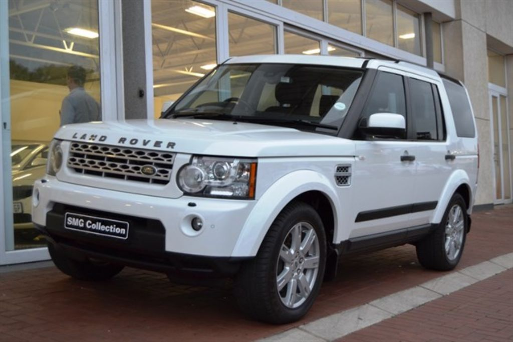Land Rover Discovery 3.0 2012 photo - 6