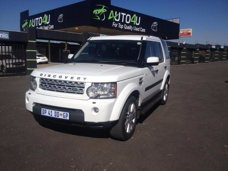 Land Rover Discovery 3.0 2012 photo - 7