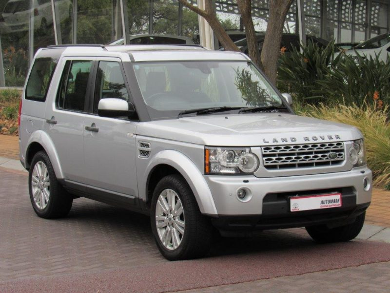 Land Rover Discovery 3.0 2012 photo - 8