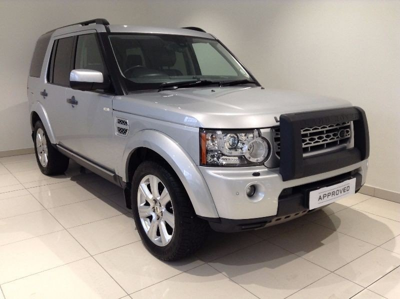 Land Rover Discovery 3.0 2013 photo - 10