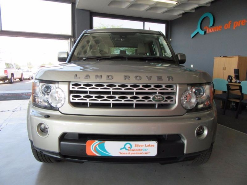 Land Rover Discovery 3.0 2013 photo - 11