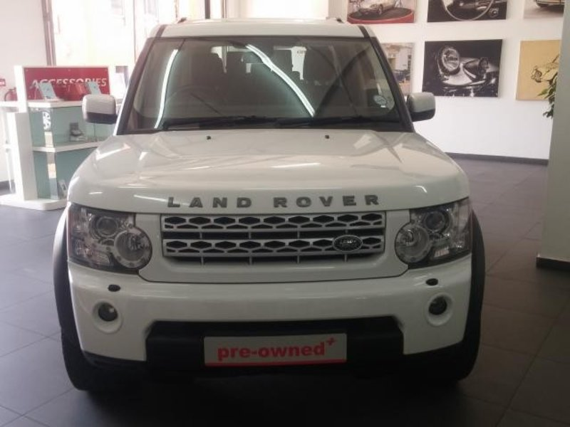Land Rover Discovery 3.0 2013 photo - 12