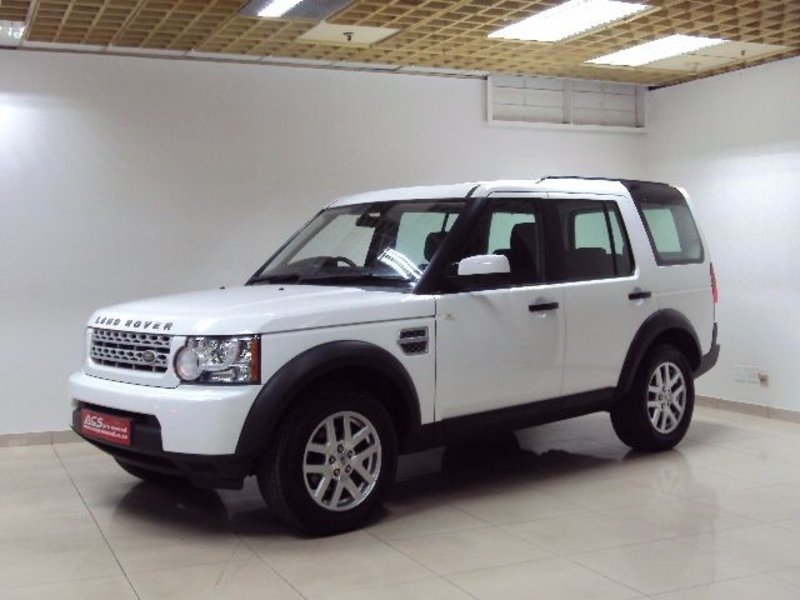 Land Rover Discovery 3.0 2013 photo - 2