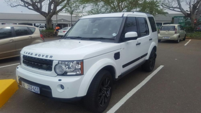 Land Rover Discovery 3.0 2013 photo - 5