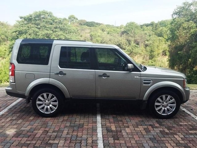 Land Rover Discovery 3.0 2013 photo - 7