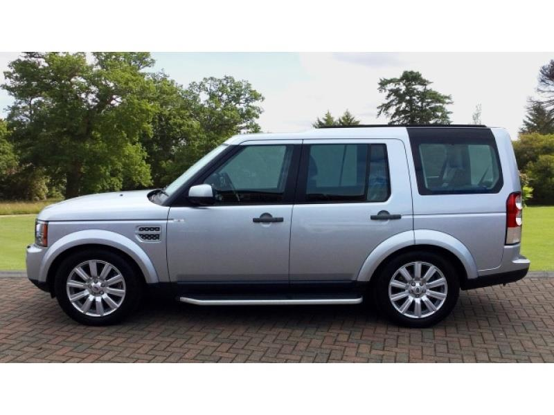 Land Rover Discovery 3.0 2013 photo - 8