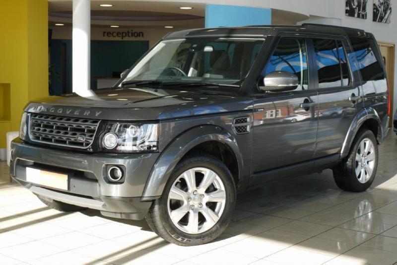 Land Rover Discovery 3.0 2014 photo - 10