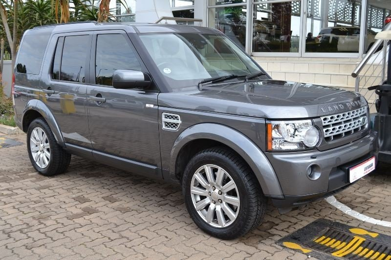 Land Rover Discovery 3.0 2014 photo - 11