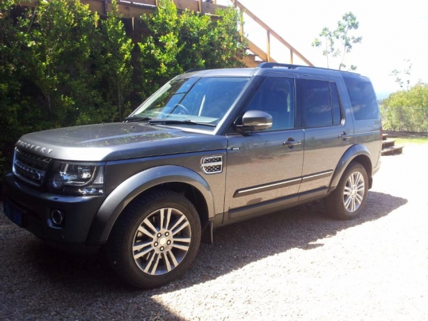 Land Rover Discovery 3.0 2014 photo - 3