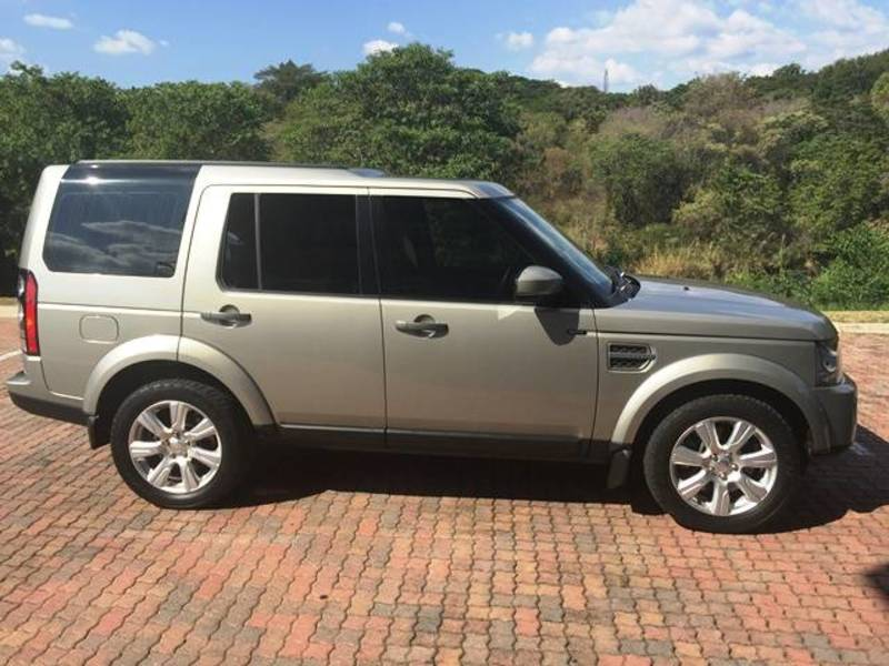 Land Rover Discovery 3.0 2014 photo - 4