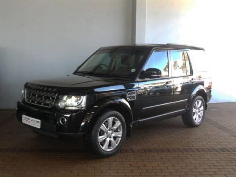Land Rover Discovery 3.0 2014 photo - 5