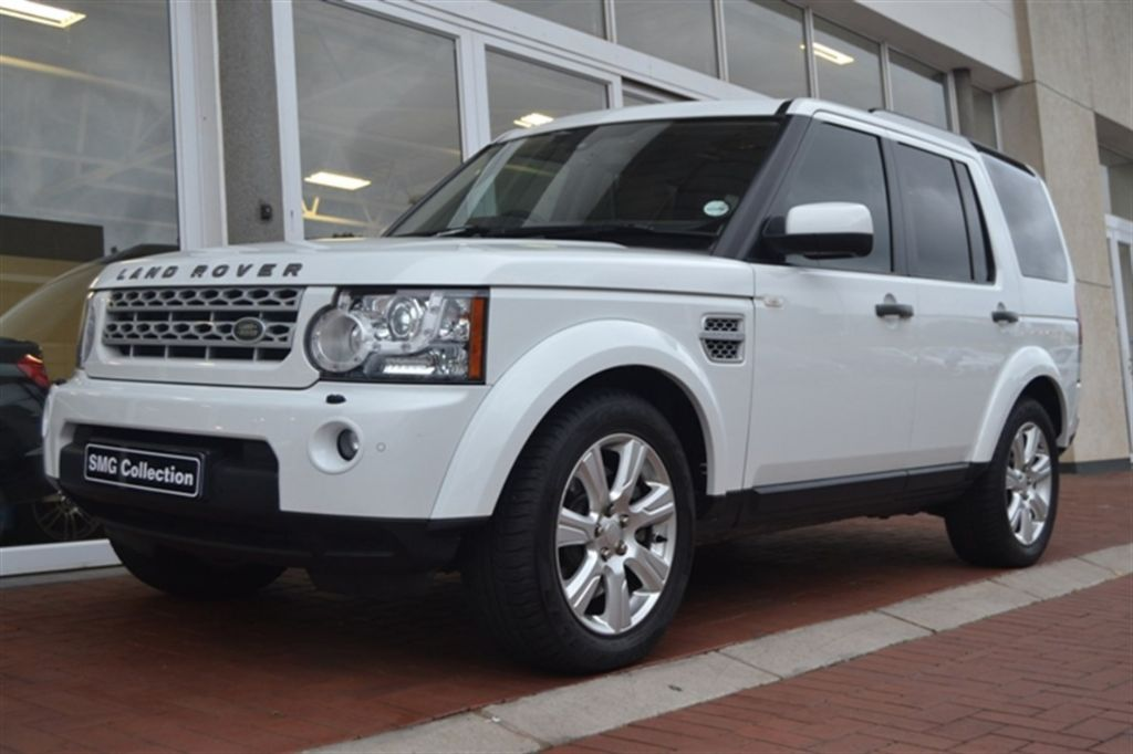 Land Rover Discovery 3.0 2014 photo - 6