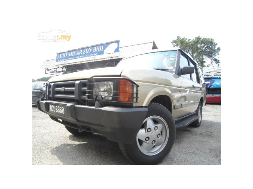Land Rover Discovery 3.5 1993 photo - 2
