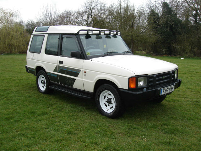 Land Rover Discovery 3.5 1993 photo - 5