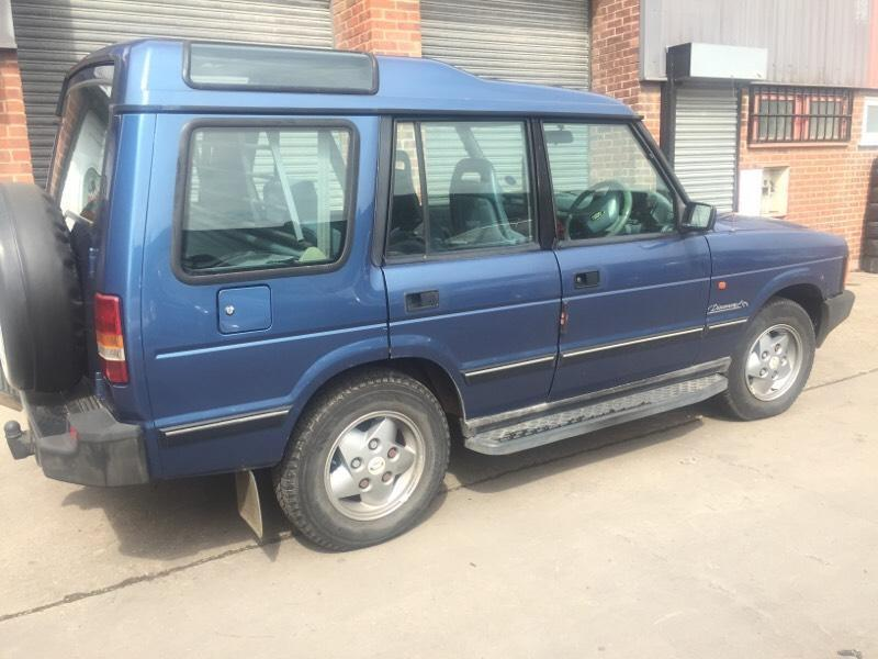 Land Rover Discovery 3.5 1993 photo - 6