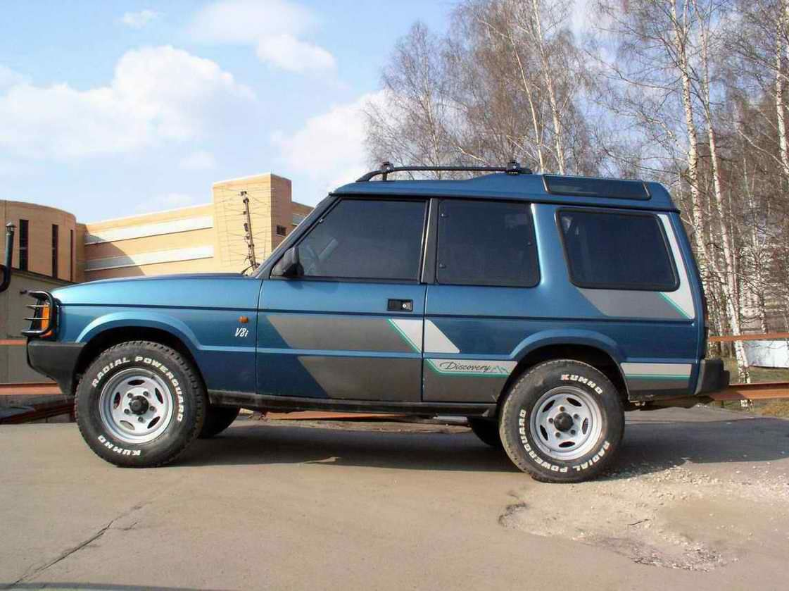 Land Rover Discovery 3.5 1993 photo - 9