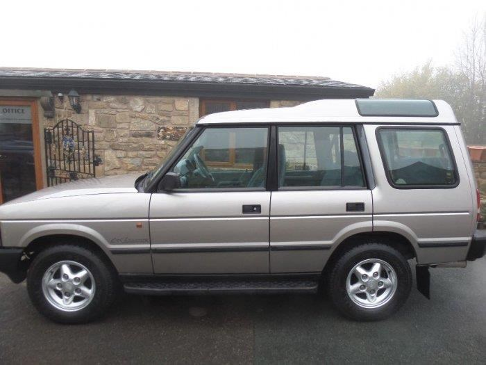 Land Rover Discovery 3.9 1993 photo - 1