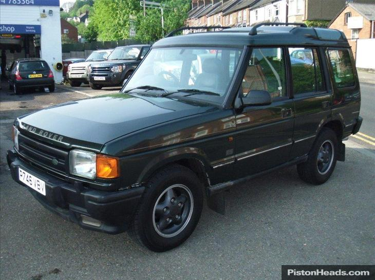 Land Rover Discovery 3.9 1993 photo - 11