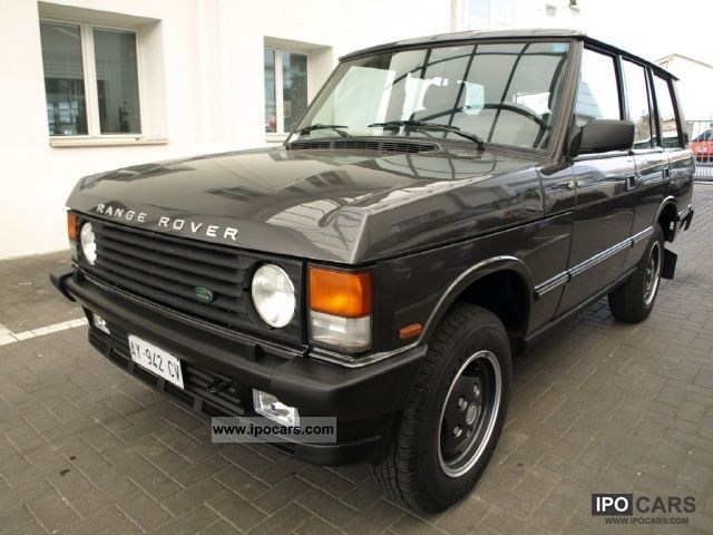 Land Rover Discovery 3.9 1993 photo - 4