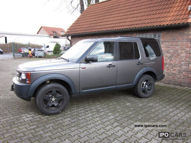 Land Rover Discovery 4.0 2006 photo - 1