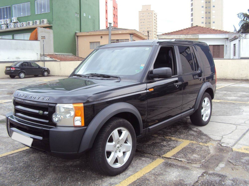 Land Rover Discovery 4.0 2006 photo - 10