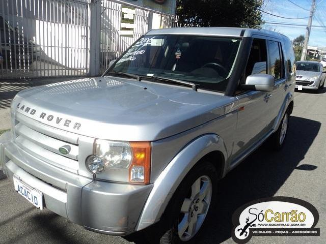 Land Rover Discovery 4.0 2006 photo - 11