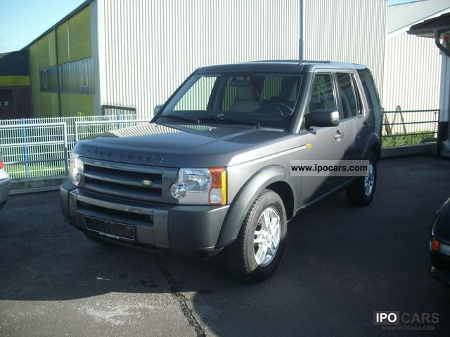 Land Rover Discovery 4.0 2006 photo - 12