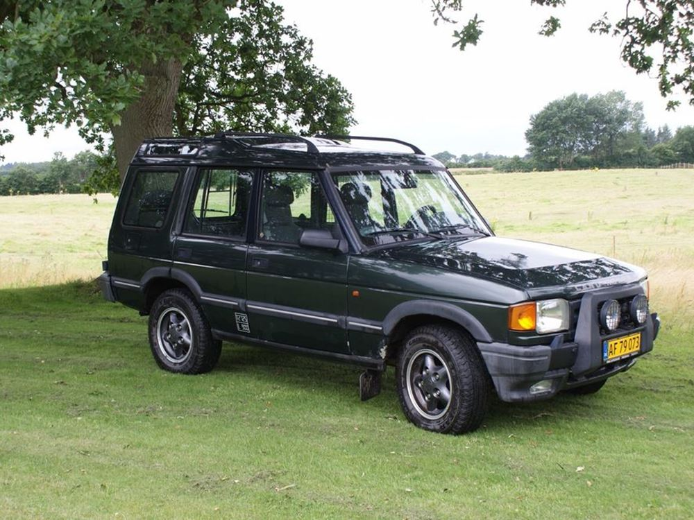 Land Rover Discovery 4.0 2006 photo - 3