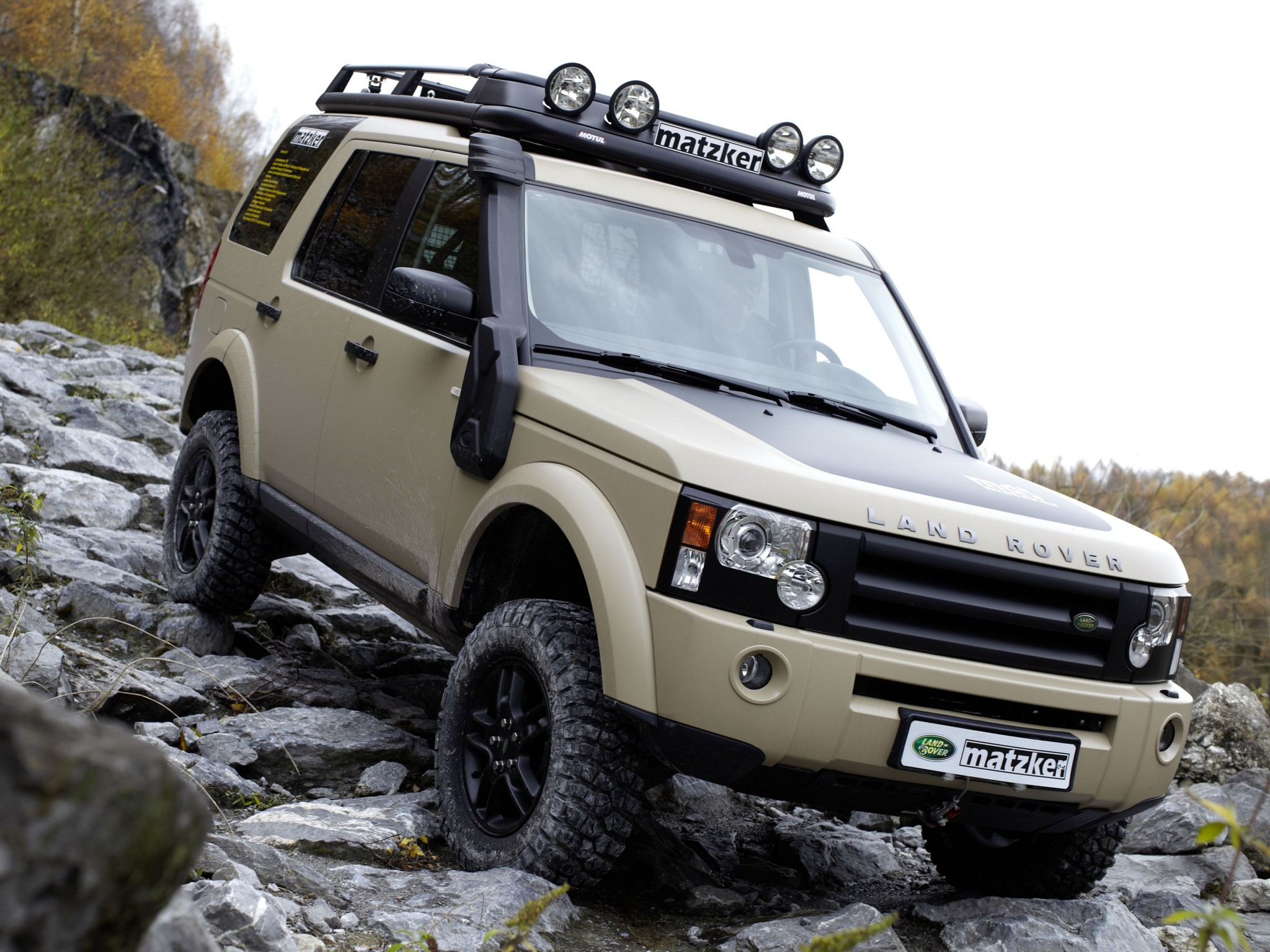 Land Rover Discovery 4.0 2006 photo - 5