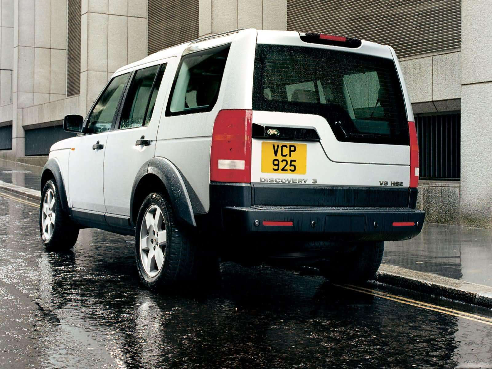 Land Rover Discovery 4.0 2006 photo - 9