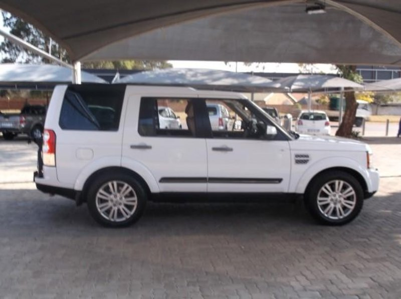 Land Rover Discovery 5.0 2012 photo - 1