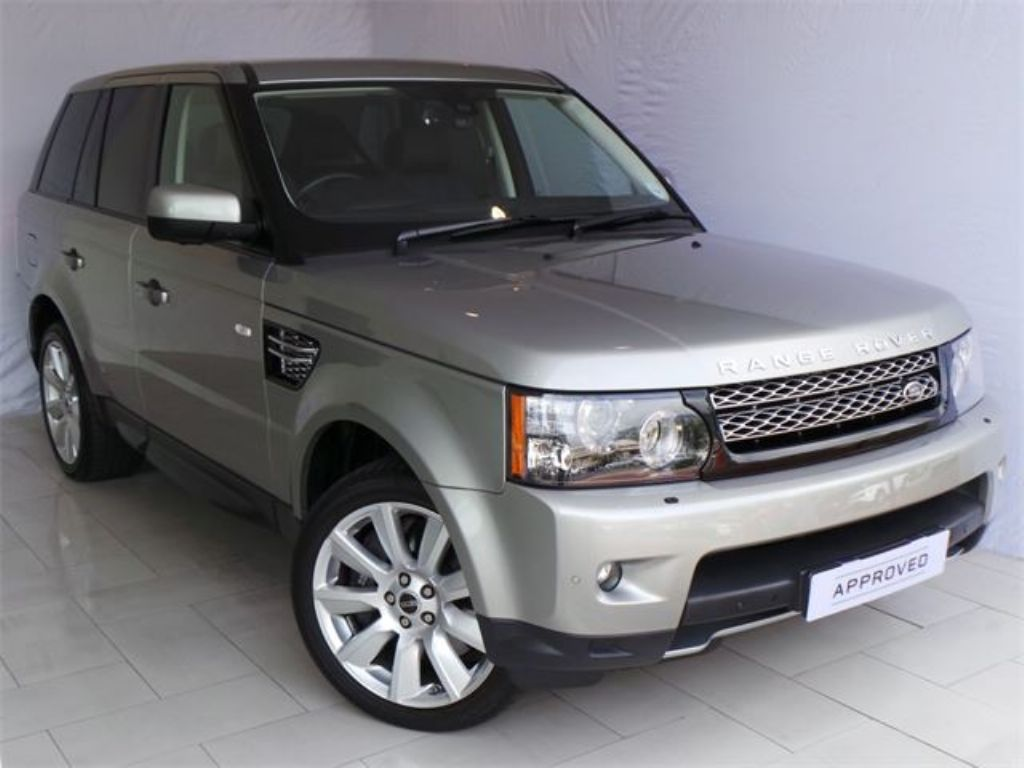 Land Rover Discovery 5.0 2012 photo - 10